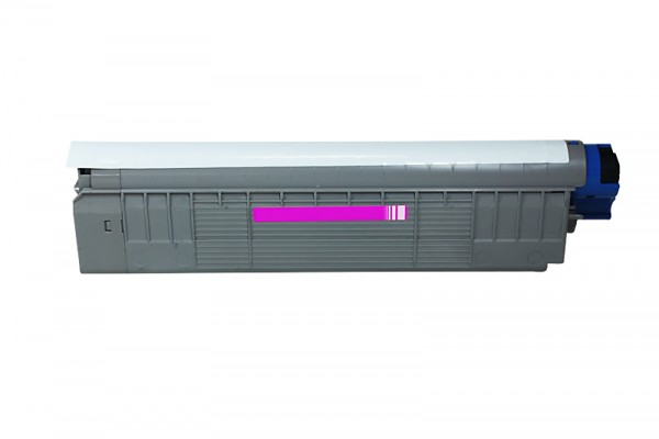 Kompatibel zu OKI 44059106 / C810 Toner Magenta