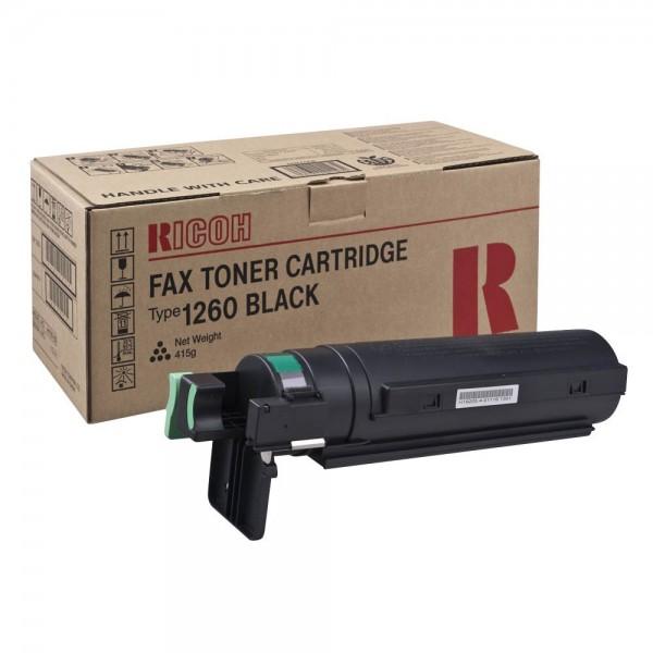 Ricoh Type 1260D / 430351 430352 Toner Black