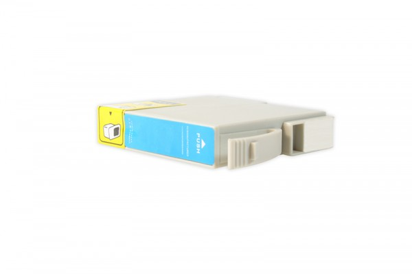 Kompatibel zu Epson C13T04224010 / T0422 Tinte Cyan
