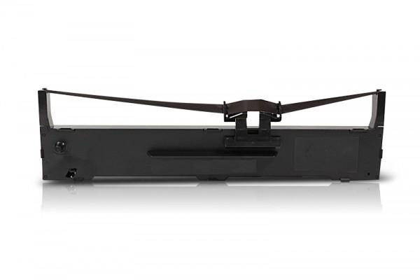 Kompatibel zu Epson C13S015337 / LQ-590 Nylonband Schwarz