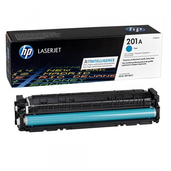 HP CF401A / 201A Toner Cyan