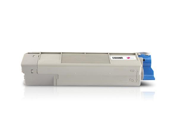 Kompatibel zu OKI 43865722 / C5850 / C5950 Toner Magenta
