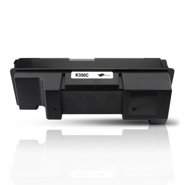 Kompatibel zu Kyocera TK-350 / 1T02LX0NLC Toner Black