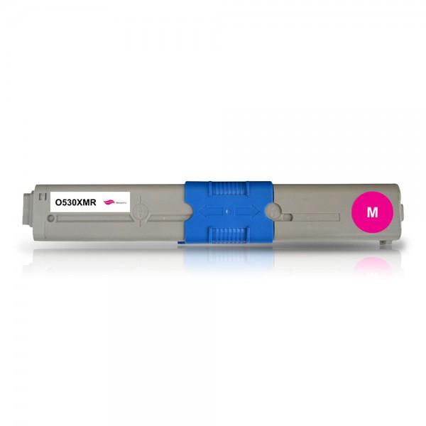 Kompatibel zu OKI 44469723 Toner Magenta