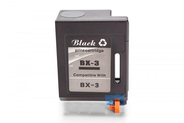 Kompatibel zu Canon BX-3 / 0884A002 Druckkopf Black (EU)