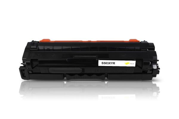 Rebuilt zu Samsung CLT-Y503L/ELS Toner Yellow