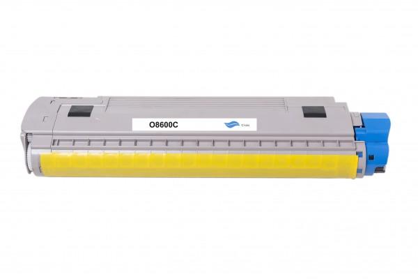 Kompatibel zu OKI 43487711 Toner Cyan