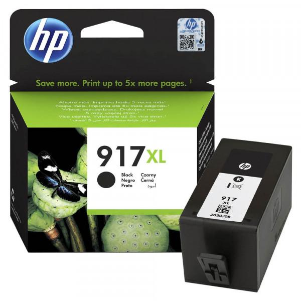 HP 917 XL / 3YL85AE Tinte Black