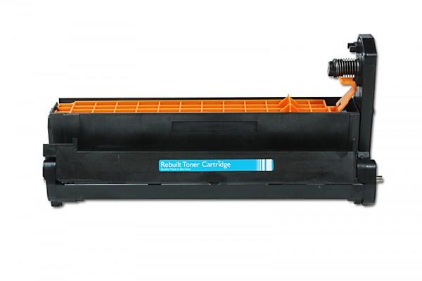 Kompatibel zu OKI 44315107 / C610 Bildtrommel Cyan