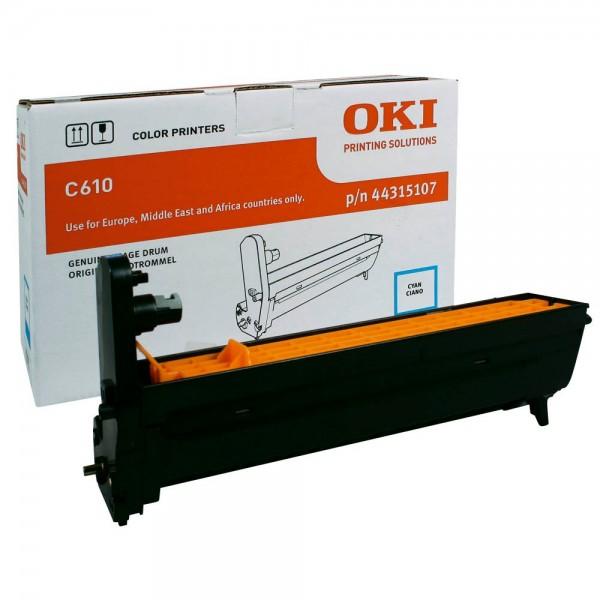 OKI 44315107 Bildtrommel Cyan