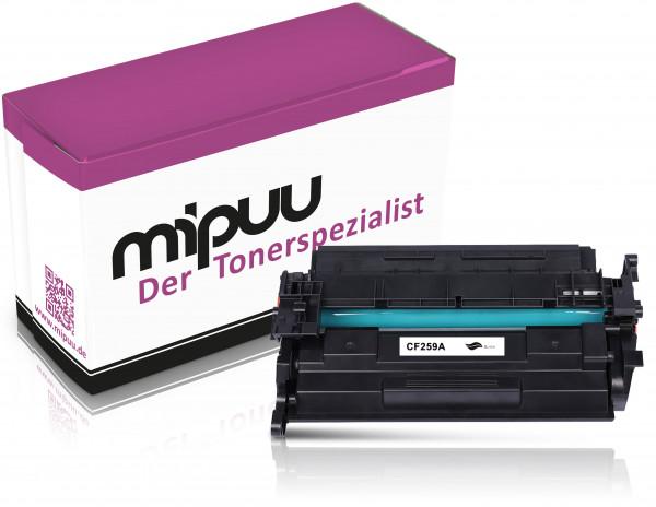 Kompatibel zu HP CF259A / 59A Toner Black XXL (mit Chip)