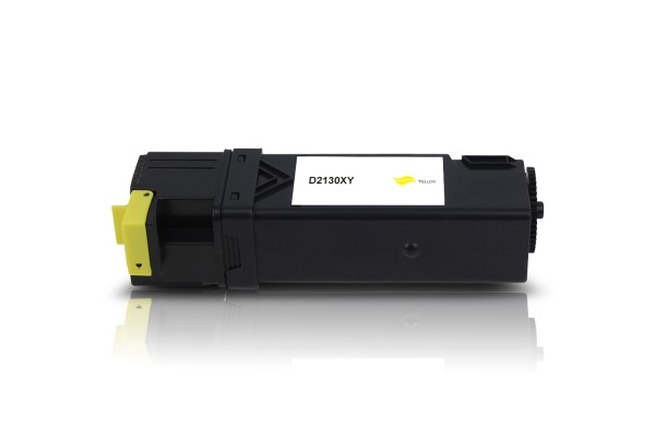 Kompatibel zu Dell 593-10314 / 2130 Toner Yellow