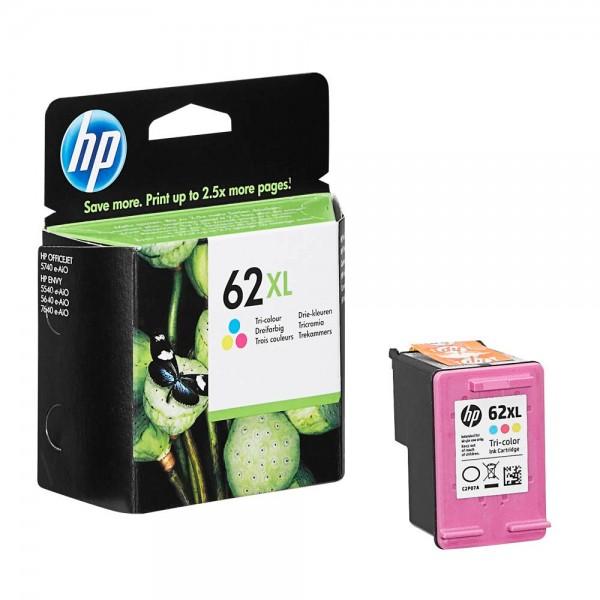 HP 62 XL / C2P07AE Tinte Color