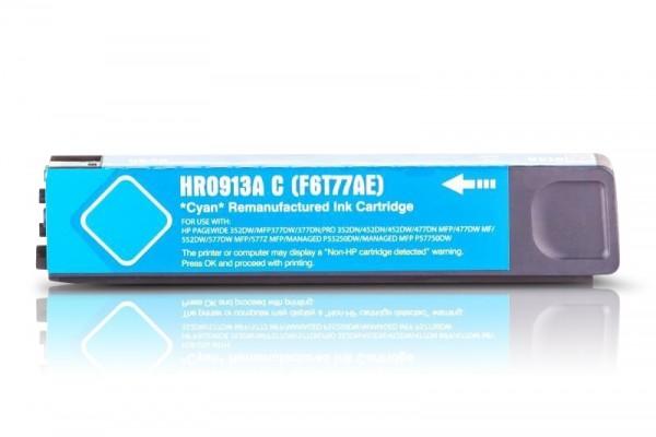 Alternativ zu HP 913A / F6T77AE Tinte Cyan