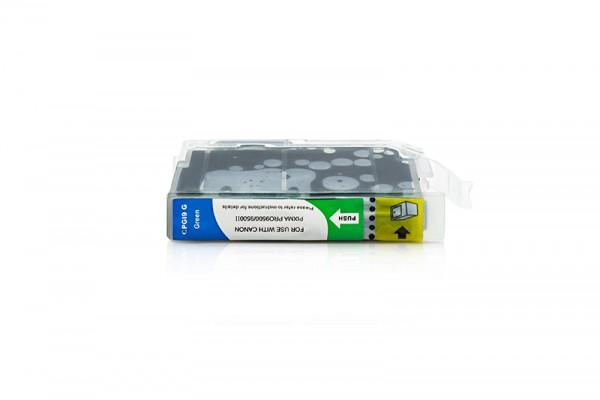 Kompatibel zu Canon 1041B001 / PGI-9G Tinte Green