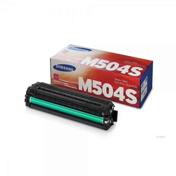 Samsung CLT-M504S / SU292A Toner Magenta