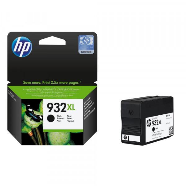 HP 932 XL / CN053AE Tinte Black