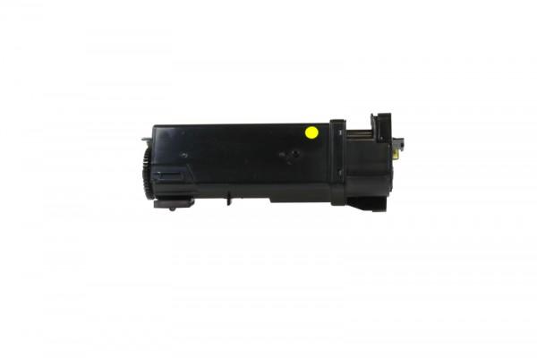Kompatibel zu Xerox 106R01454 / Phaser 6128 Toner Yellow