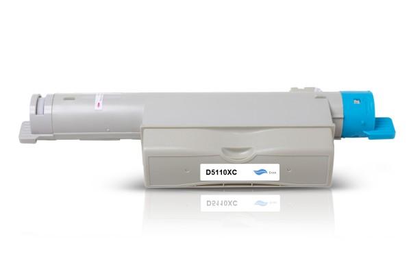 Kompatibel zu Dell 593-10119 / 5110 Toner Cyan XXL