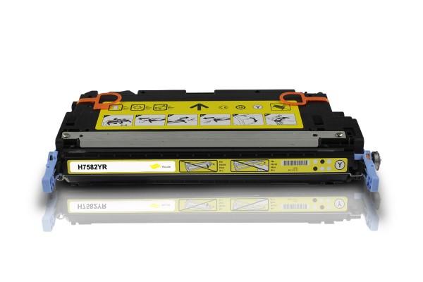 Kompatibel zu HP Q7582A / 503A Toner Yellow
