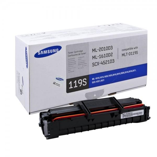 Samsung MLT-D119S / SU863A Toner Black