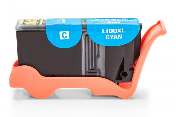 Kompatibel zu Lexmark 100 XL / 0014N1093E Tinte Cyan
