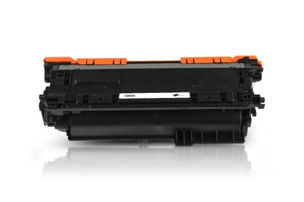 Kompatibel zu HP CE260X / 649X Toner Black