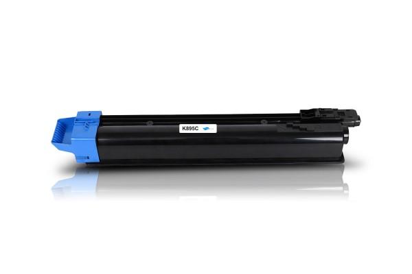 Kompatibel zu Kyocera TK-895C / 1T02K0CNL0 Toner Cyan