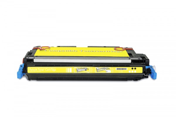 Alternativ zu HP Q7562A Toner Yellow