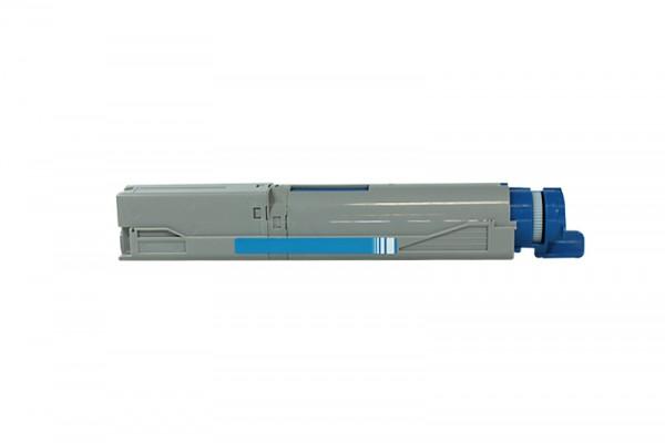 Alternativ zu OKI 43459323 / 43459427 Toner Cyan