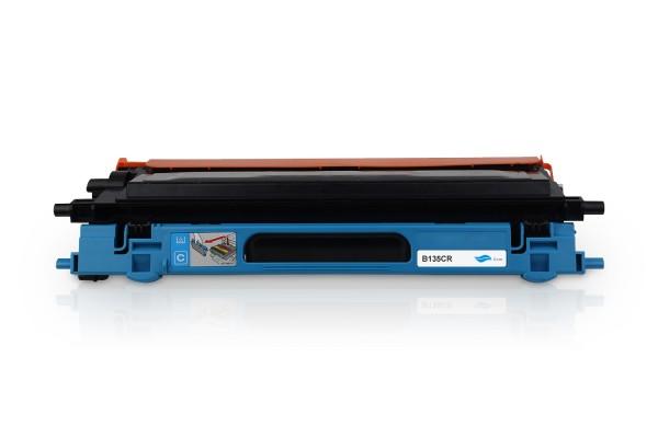 Kompatibel zu Brother TN-135C Toner Cyan