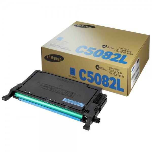Samsung CLT-C5082L / SU055A Toner Cyan