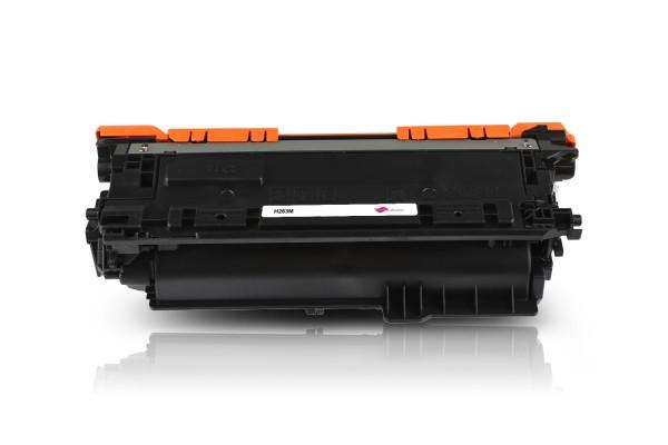 Kompatibel zu HP CE263A / 648A Toner Magenta