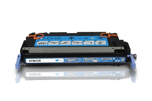 Rebuilt zu HP Q7581A / 503A Toner Cyan