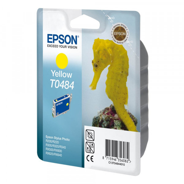 Epson T0484 / C13T04844010 Tinte Yellow