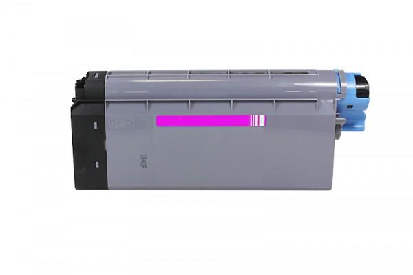 Kompatibel zu OKI 43866106 / C710 Toner Magenta