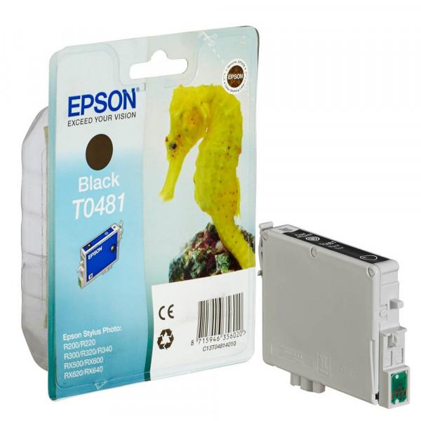 Epson T0481 / C13T04814010 Tinte Black