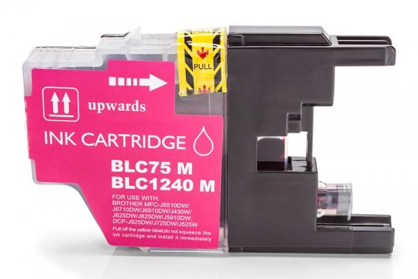 Kompatibel zu Brother LC-1240M Tinte Magenta