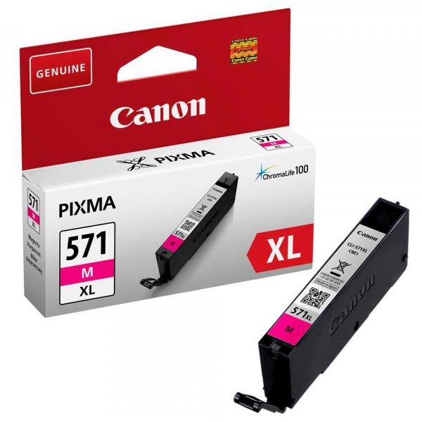 Canon CLI-571 XL / 0333C001 Tinte Magenta