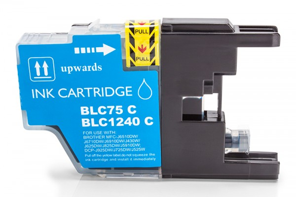 Kompatibel zu Brother LC-1240C Tinte Cyan