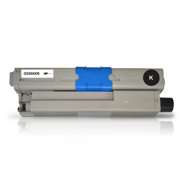 Kompatibel zu OKI 44469804 Toner Black