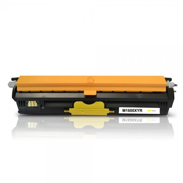 Kompatibel zu Konica Minolta A0V306H / 1600W Toner Yellow