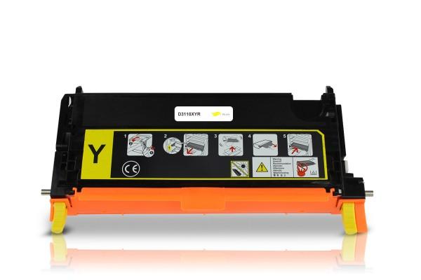 Kompatibel zu Dell 593-10173 / NF556 / 3110 Toner Yellow
