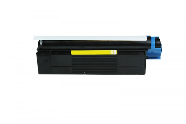 Kompatibel zu OKI 42127454 / 42804545 Toner Yellow