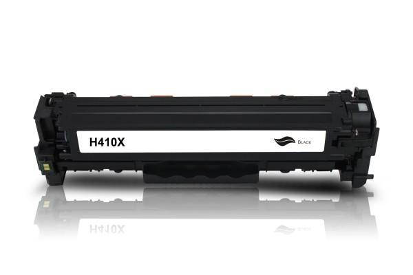 Kompatibel zu HP CE410X / 305X Toner Black