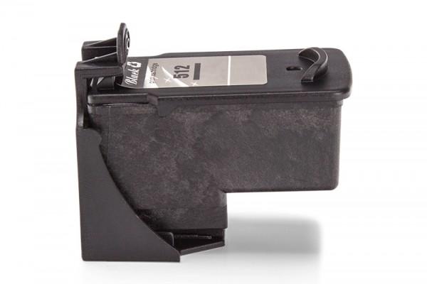 Kompatibel zu Canon PG-512 / 2969B001 Tinte Black (EU)