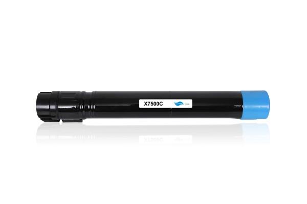 Kompatibel zu Xerox 106R01436 / Phaser 7500 Toner Cyan