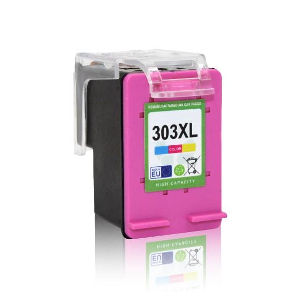 Kompatibel zu HP 303 XL / T6N03AE Tinte Color (EU)