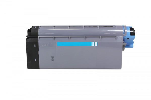 Kompatibel zu OKI 43866107 / C710 Toner Cyan