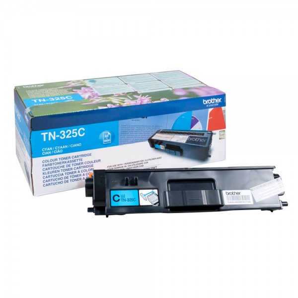 Brother TN-325C Toner Cyan